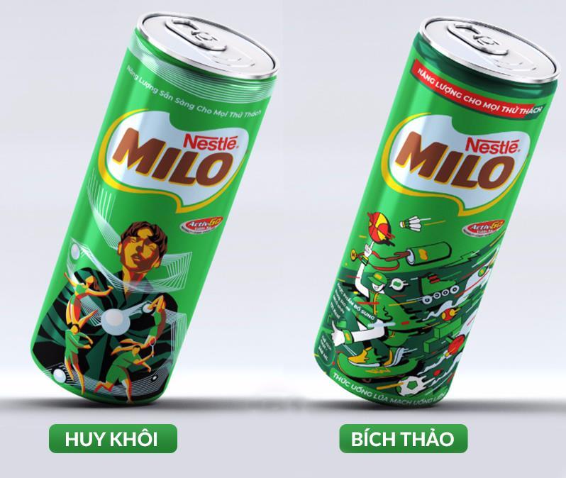 """Top 12 cuộc thi """"Milo Can Make It Yours"""" đã lộ diện: Toàn những gương mặt cá tính, tài cao! - Ảnh 6."""