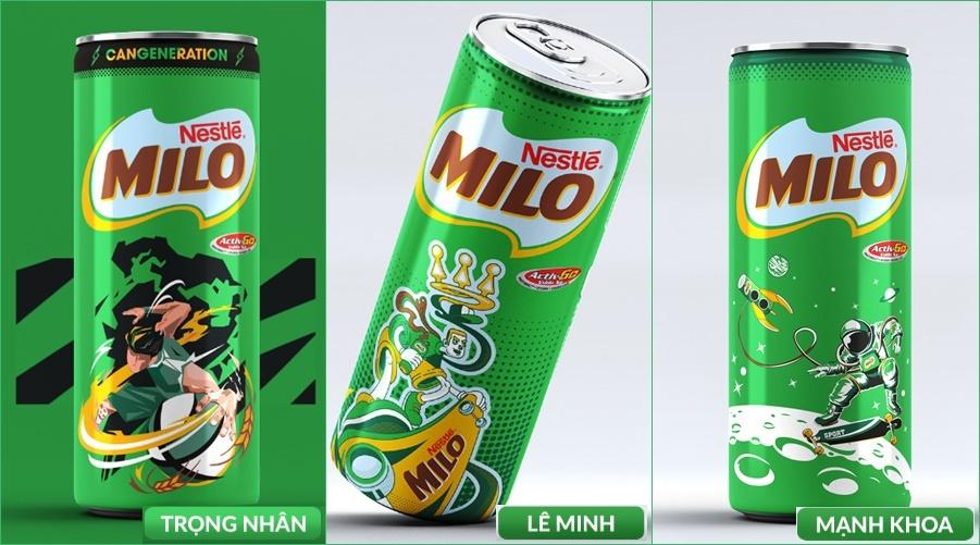 """Top 12 cuộc thi """"Milo Can Make It Yours"""" đã lộ diện: Toàn những gương mặt cá tính, tài cao! - Ảnh 9."""