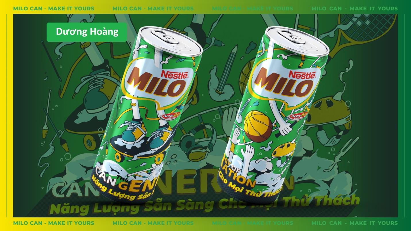 """Top 12 cuộc thi """"Milo Can Make It Yours"""" đã lộ diện: Toàn những gương mặt cá tính, tài cao! - Ảnh 10."""