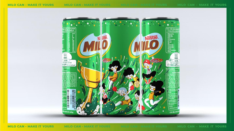 """Top 12 cuộc thi """"Milo Can Make It Yours"""" đã lộ diện: Toàn những gương mặt cá tính, tài cao! - Ảnh 12."""