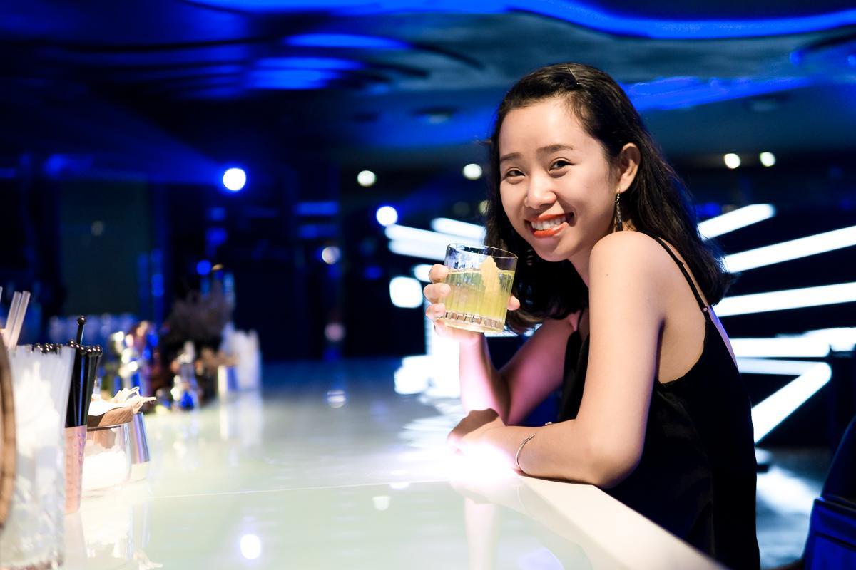 """Cocktail nhân sâm có hương vị ra sao, cùng food blogger Lê Ngọc của """"Nhà có hai người"""" trải nghiệm nào! - Ảnh 3."""