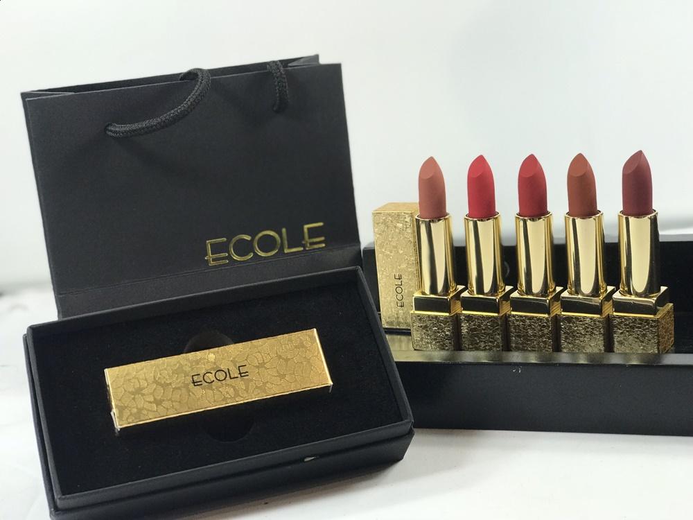 Giải mã Ecole Delight Lipstick 2019 version 2: Phiên bản nâng cấp của thỏi son lì từng khiến chị em điên đảo - Ảnh 1.