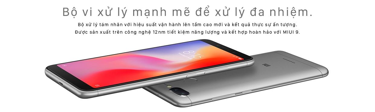 Xiaomi Redmi 6 sale chấn động còn 2 triệu 890 nghìn đồng, chỉ duy nhất ngày 05/12 - Ảnh 2.