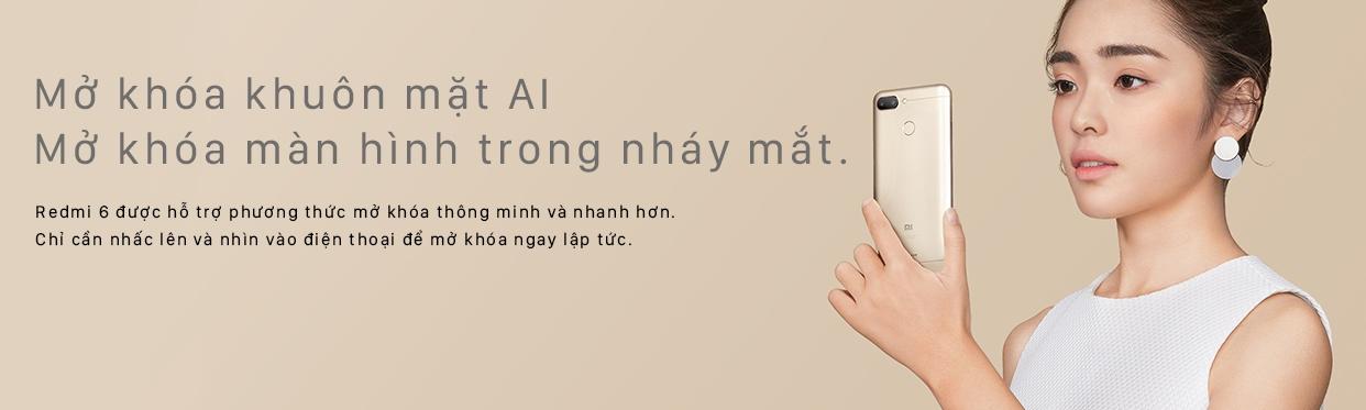 Xiaomi Redmi 6 sale chấn động còn 2 triệu 890 nghìn đồng, chỉ duy nhất ngày 05/12 - Ảnh 3.