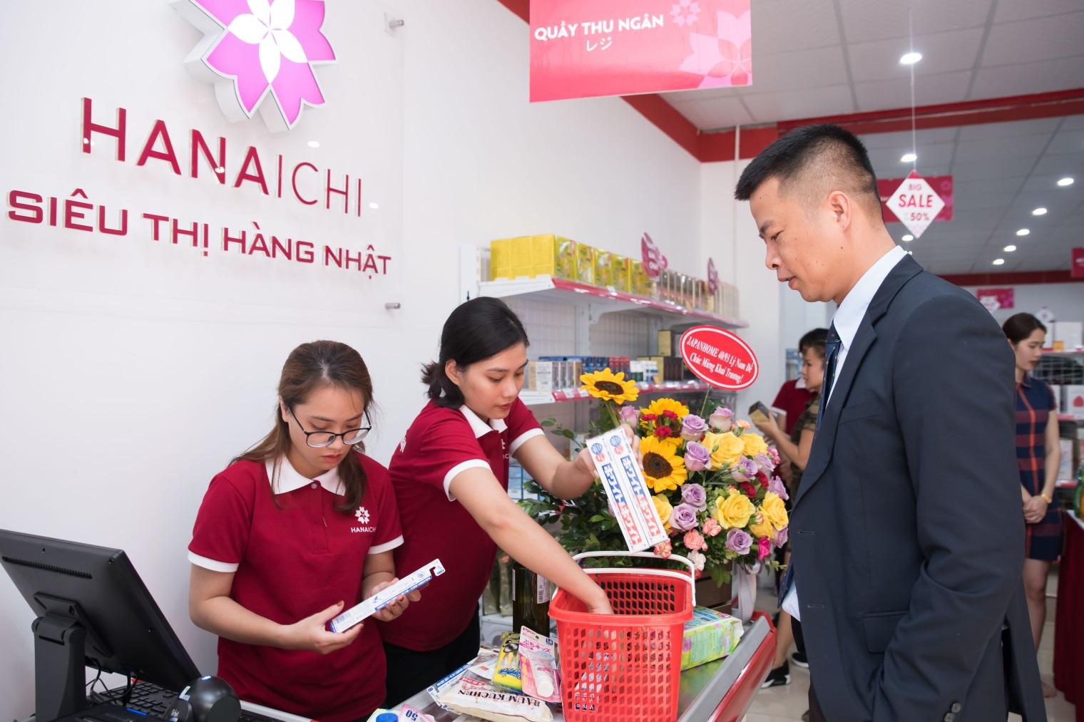 HANAICHI và tham vọng phủ sóng chuỗi siêu thị hàng Nhật nội địa chính hãng, uy tín tại Việt Nam - Ảnh 2.