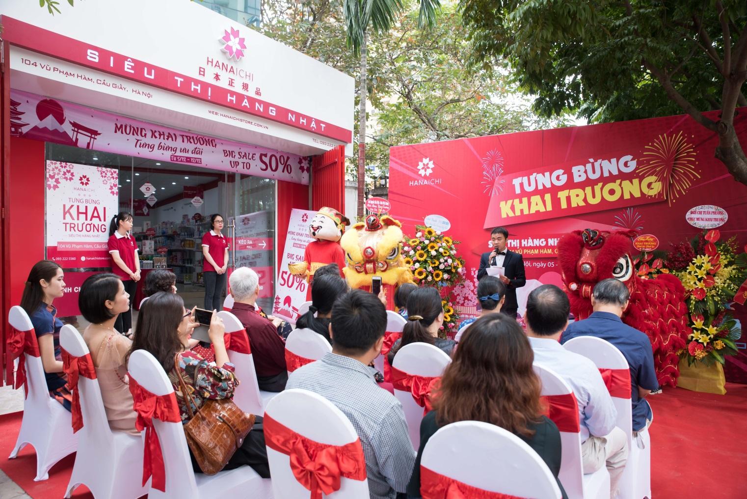 HANAICHI và tham vọng phủ sóng chuỗi siêu thị hàng Nhật nội địa chính hãng, uy tín tại Việt Nam - Ảnh 3.