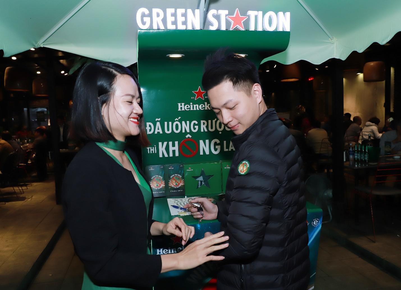 Green Ride – Dịch vụ độc đáo đưa khách hàng và phương tiện cá nhân về nhà sau những cuộc vui - Ảnh 2.