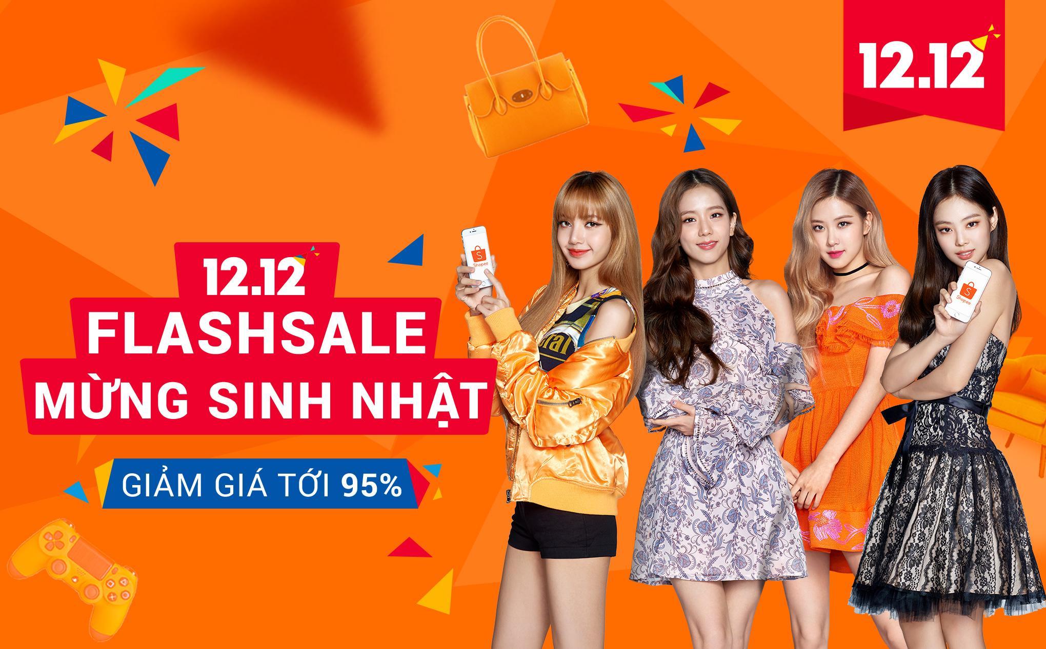 Hốt ngay deal đồng giá 12K trước giờ G Sale sinh nhật Shopee - Ảnh 1.