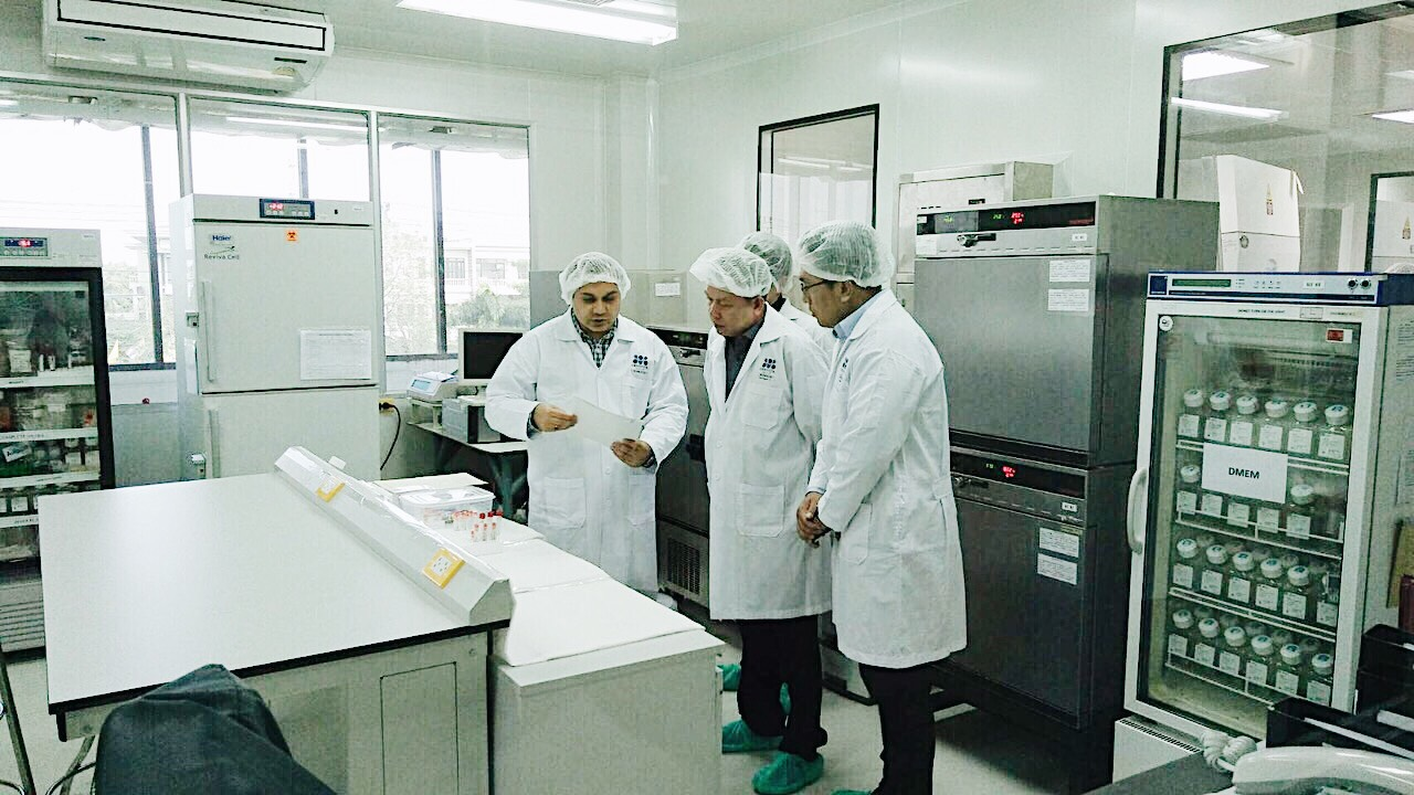 DK Group, FSCB và Cryoviva Thái Lan ký kết chiến lược phân phối sản phẩm lưu trữ tế bào gốc cuống rốn - Ảnh 3.