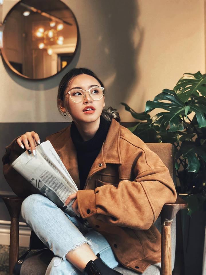 """Lê Mai Hằng: Cô nàng 21 tuổi cá tính, tài năng mang vẻ đẹp Âu đúng chuẩn """"con nhà người ta"""" - Ảnh 8."""
