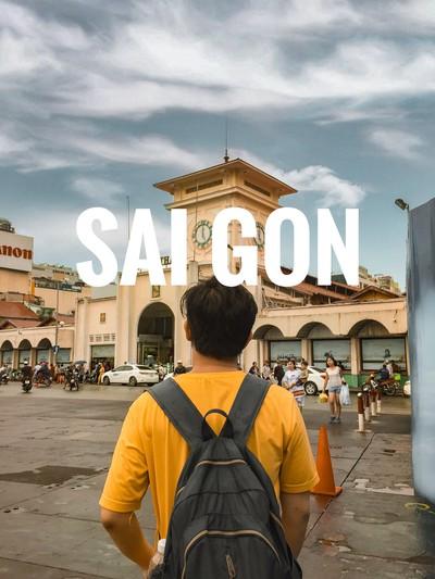 Sài Gòn - Thành phố trong mắt của một bạn sinh viên năm nhất