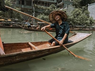 Ngất lịm ở Trung Quốc