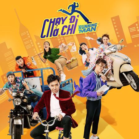 Chạy đi chờ chi - Đài truyền hình Thành phố Hồ Chí Minh hợp tác cùng SBS, Madison Media Group và Lime Entertainment
