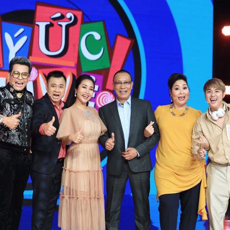 Ký ức vui vẻ - Đài Truyền hình Việt Nam hợp tác cùng công ty Đông Tây Promotion