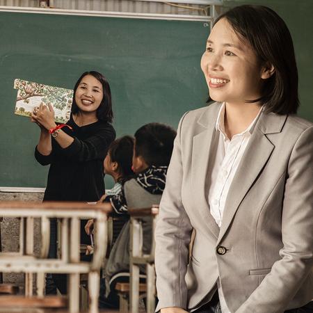 Cô giáo Trần Thị Thuý