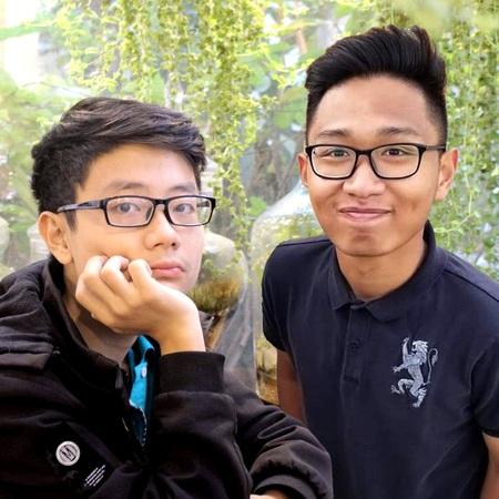 Nguyễn Tấn Minh và Phạm Nguyễn Phú Sĩ