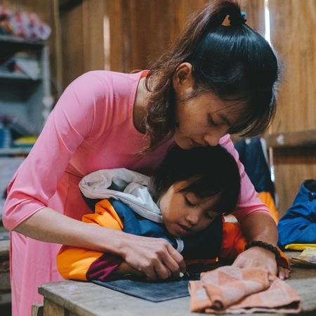 Cô giáo Trà Thị Thu