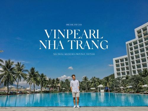 Trải nghiệm về Vinpearl của tôi trên dọc dải đất hình chữ S cũng khá nhiều tuy nhiên quần thể Vinpearl ở Nha Trang vẫn luôn khiến tôi thích thú và bất ngờ.
