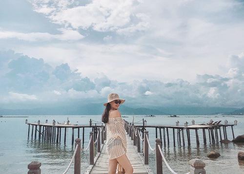 Cuối cùng, trở lại Hà Nội, nhưng chắc chắn mình sẽ chẳng cần mùa hè để tới Nha Trang mà sẽ quay trở lại nơi đây sớm nhất.
