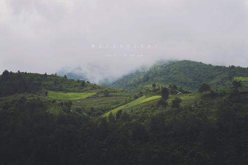 [Mù Cang Chải] - Màu xanh núi rừng