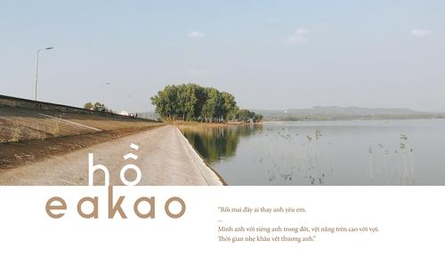Bài hát mà tụi mình thường nghe khi quay lại Eakao.