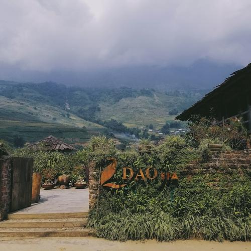 Dao Spa- một địa điểm không thể không ghé qua khi tới bản Tả Van...