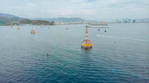 Cáp treo vượt biển dài nhất thế giới đây!