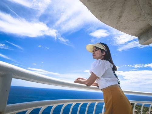 Hạnh phúc không phải là khi đến đích, mà là những trải nghiệm và niềm vui có được trên đường đi. ( Ngọn Hải Đăng )