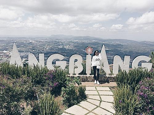 LangBiang đẹp như mơ.