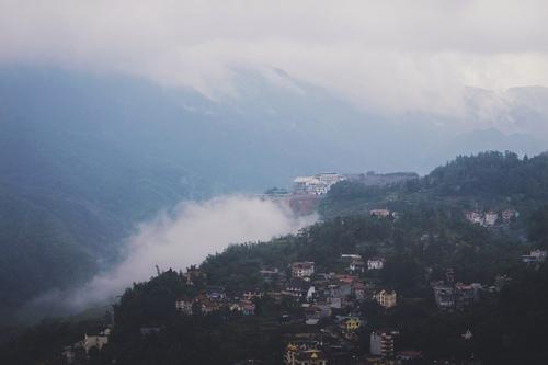 [Sapa] - Sớm sương mờ bao phủ