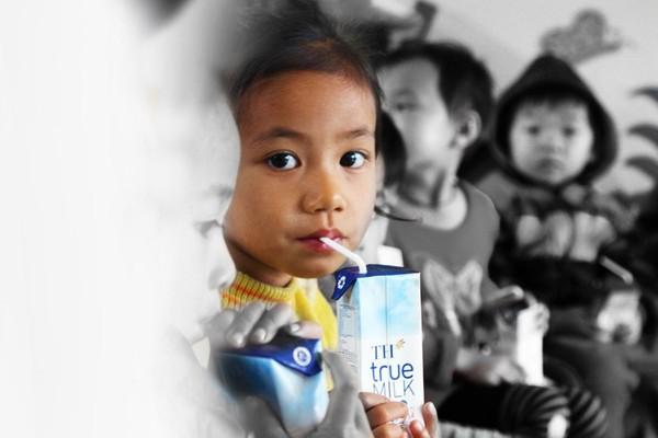 Chương trình Sữa Học Đường - Vì Tầm Vóc Việt