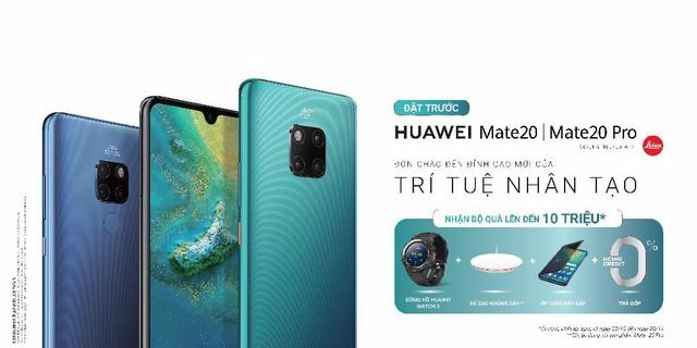 Huawei Mate 20 hay Mate 20 Pro: một chín một mười chọn gì cũng tốt - Ảnh 8.