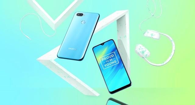 Chính thức mở bán Realme 2 và Realme 2 Pro tại Việt Nam trong tháng 10 này - Ảnh 2.