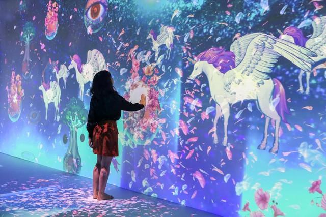 Trải nghiệm công nghệ thực tế ảo thu hút giới trẻ Hà Nội - Ảnh 5.
