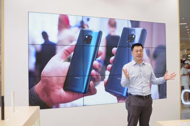 Mate 20 & Mate 20 Pro chính thức lên kệ, Huawei Store mới tại Việt Nam tốt nhất Đông Nam Á - Ảnh 5.
