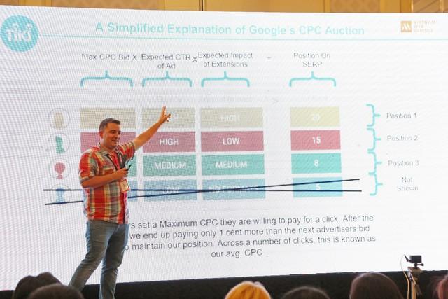 Lãnh đạo Tiki chia sẻ Metrics và SEM góp phần vào thành công của doanh nghiệp như thế nào? - Ảnh 2.