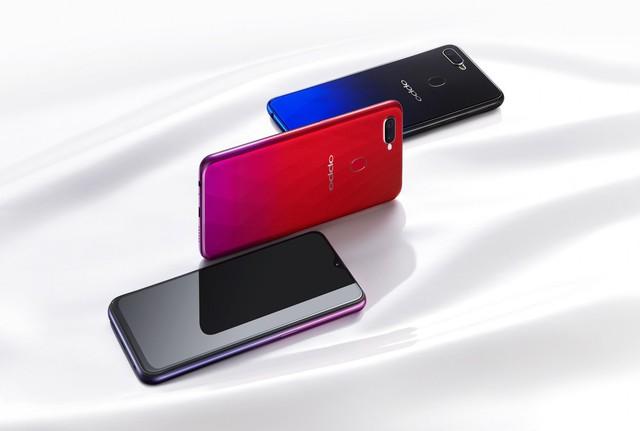 OPPO F9 là sản phẩm điện thoại người Việt tìm kiếm hàng đầu trên Google trong năm 2018 - Ảnh 3.
