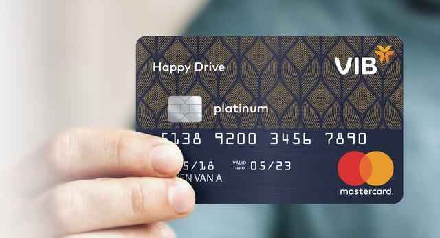 VIBphát hành thẻ tín dụng vượt trội dành riêng cho chủ sở hữu ô tô - Ảnh 1.