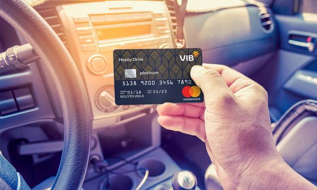 VIBphát hành thẻ tín dụng vượt trội dành riêng cho chủ sở hữu ô tô - Ảnh 2.
