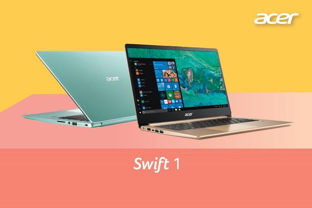 """Hiệu quả vượt trội với dòng laptop """"siêu mỏng, siêu nhẹ"""" Acer Swift Series - Ảnh 4."""