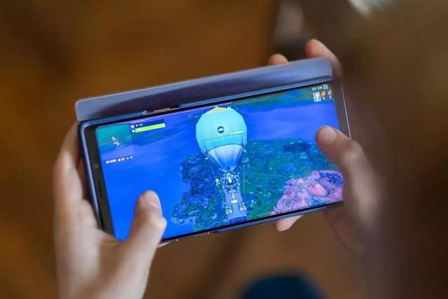 Muốn chơi game ngon, hãy chọn Galaxy Note9 - Ảnh 1.