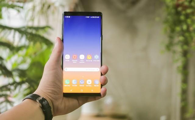 Tết Samsung chọn mua Galaxy S8 Plus, Note 8 và Galaxy Note 9 Trúng 19 chỉ vàng tại Di Động Việt - Ảnh 4.