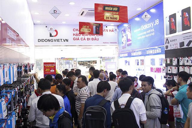 Tết Samsung chọn mua Galaxy S8 Plus, Note 8 và Galaxy Note 9 Trúng 19 chỉ vàng tại Di Động Việt - Ảnh 5.