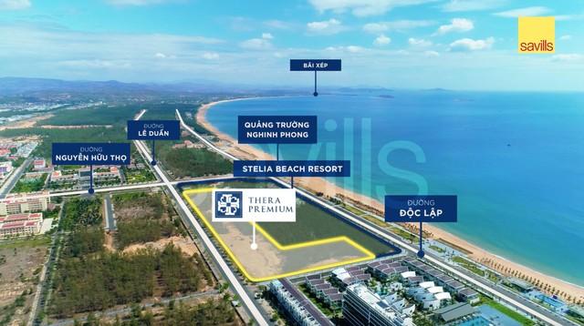 Chủ đầu tư Việt Beach - Tân Việt An chính thức ra mắt dự án bất động sản nghỉ dưỡng Thera Premium tại Tuy Hòa - Ảnh 1.