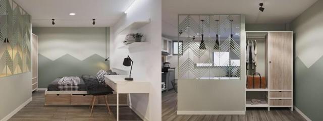 5 kiểu căn hộ mini hiện đại nhìn là thích ngay - Ảnh 1.