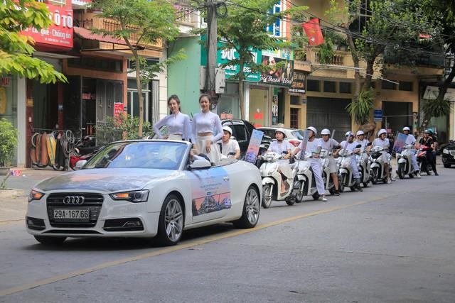 Roadshow sôi động ra mắt khu đô thị thể thao tiên phong tại Lào Cai - Ảnh 1.
