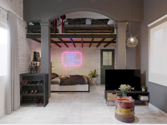 5 kiểu căn hộ mini hiện đại nhìn là thích ngay - Ảnh 6.