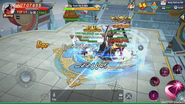 Đào Hoa Kiếm Mobile khẳng định những giá trị cốt lõi nhất của một tựa game kiếm hiệp truyền thống - Ảnh 4.