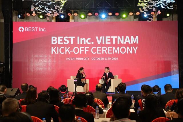 BEST Inc. chính thức ra mắt tại thị trường Việt Nam - Ảnh 2.