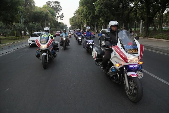"""Động cơ Yamaha Blue Core trải nghiệm """"đặc sản"""" kẹt xe tại xứ vạn đảo Indonesia - Ảnh 2."""